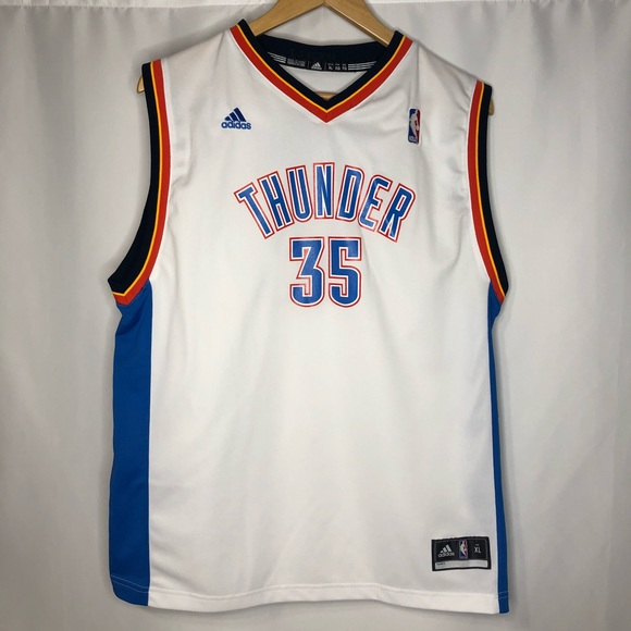 9d4d9f450 adidas Other - Kevin Durant NBA Oklahoma City Adidas Youth Jersey